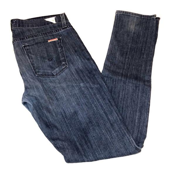 Hudson Jeans Denim - Hudson Mid Rise Jean